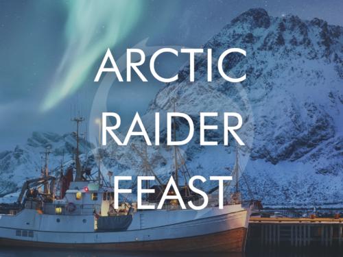 Arctic Raider Feast Box
