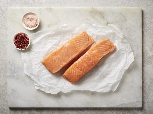 Atlantic Salmon Portions